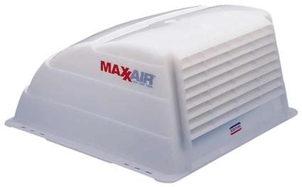 MaxxAir I Original Translucent White Roof Vent Cover