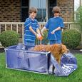 Portable Indoor and Outdoor Pet Bath