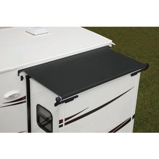 Dometic Deluxe SlideTopper With Vinyl Weathershiel