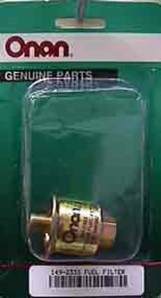 Fuel Filter Emerald Plus