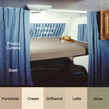 Custom Privacy Curtains