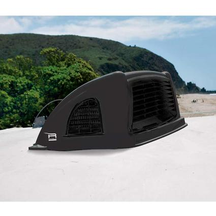 Camping World Vent Cover - Black