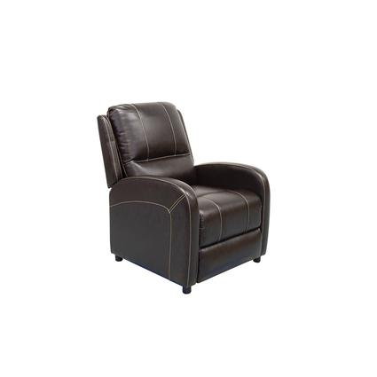 Thomas Payne Collection Heritage Series Pushback Recliner, Jaleco Espresso