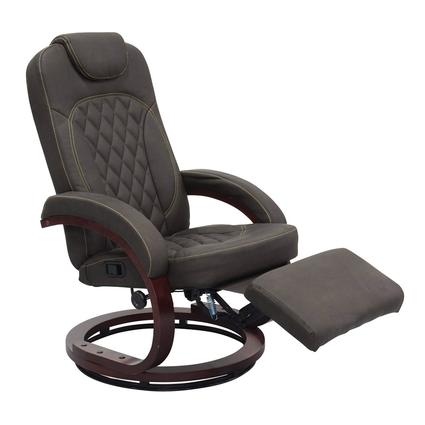 Thomas Payne Collection Euro Recliner Chair, Standard Euro Recliner Chair, Oxford Walnut