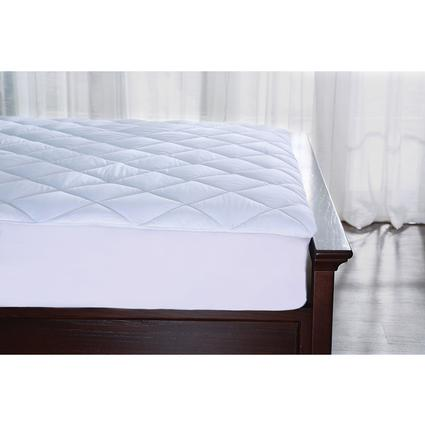 Hotel Collection Water Resistant Cotton Mattress Pad, Bunk