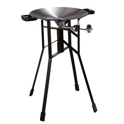 Black Shallow FireDisc Cooker, 36