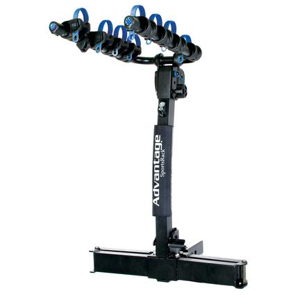 glideAWAY Elite 4 Bike Rack