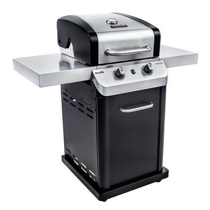 Char-Broil Signature 2 Burner Cabinet Gas Grill, 16,000 BTU