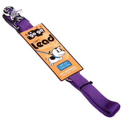 Leash Medium, Purple