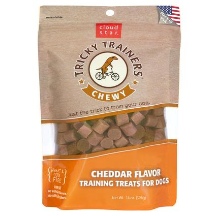 Cloud Star Tricky Trainers Chewy Cheddar, 14 oz.
