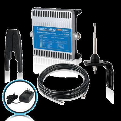 Smoothtalker Cell Signal Booster, 120-Volt