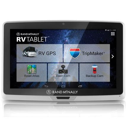 Rand McNally RV Tablet 70 GPS