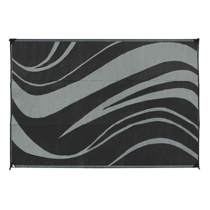 Reversible Wave Design Patio Mats