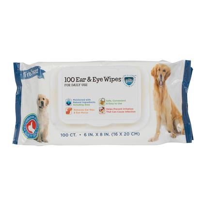 All-Purpose Pet Wipes, Pack of 100