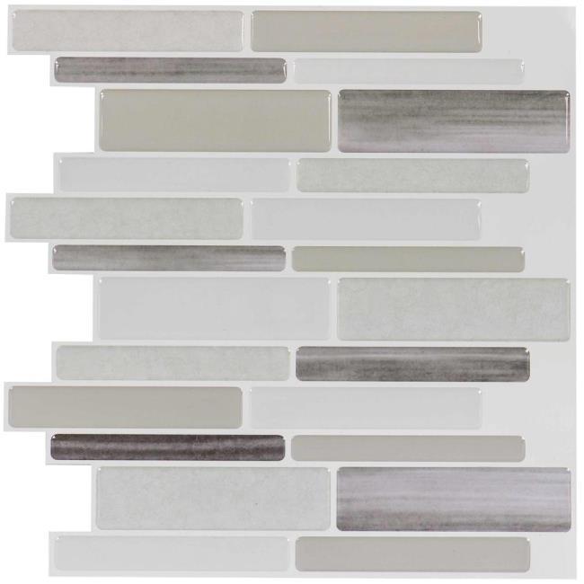 Peel and Stick Mosaics, Katmai- 5 Pack - Surfaces Southeast Inc ...
