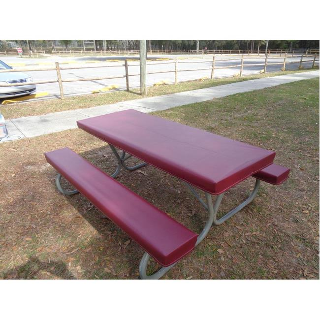 Image Table Gloves Fitted 6apos Cover Set Maroon To Enlarge The