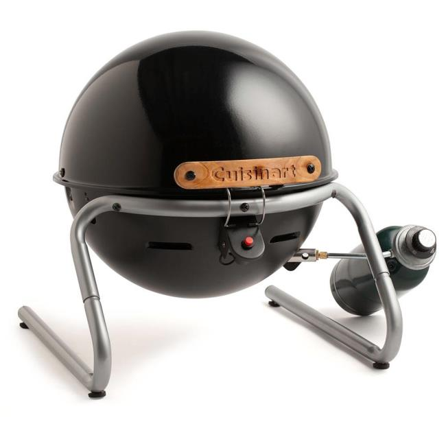 Image Cuisinart Searinu0026apos Sphere Portable Gas Grill. To Enlarge The  Image, Click Or Press .