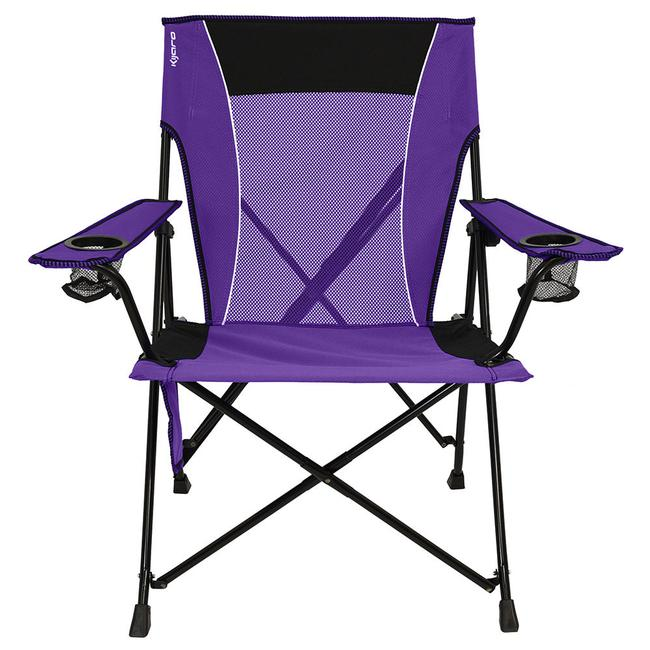 Image Dual Lock Chair, Purple. To Enlarge The Image, Click Or Press Enter .