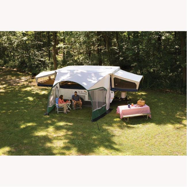 Image Dometic Cabana Awning For Pop Ups 11apos To Enlarge The Click