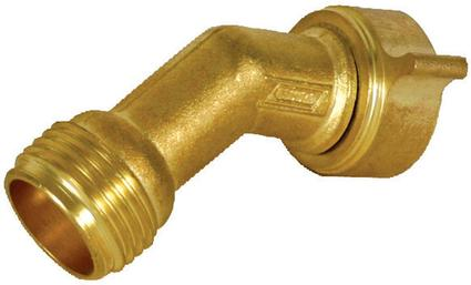 45 Degree Water Hose Elbow