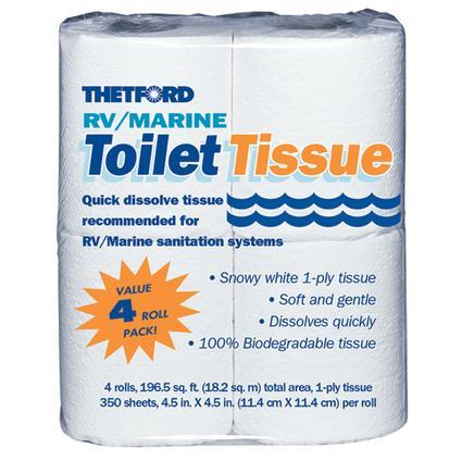 Thetford Quick-Dissolve RV Toilet Paper