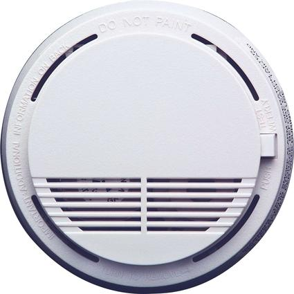 Safe-T-Alert Smoke and Fire Alarm