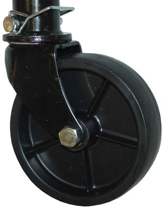 BAL Tongue Jack Caster Wheel