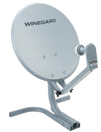Winegard Portable Digital Satellite Antenna