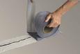 Dicor DiSeal Sealing Tape - 4 x 50 Roll - Foil