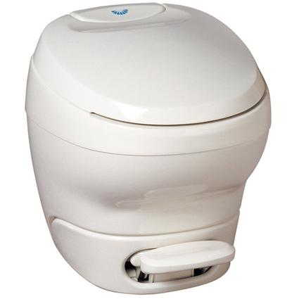 Bravura Toilet Low Profile - White