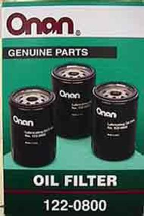 Generator Oil Filters