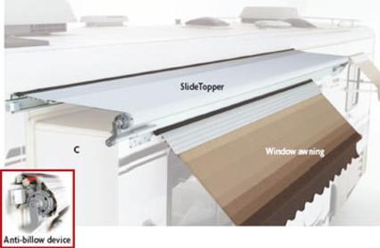 Dometic SlideTopper