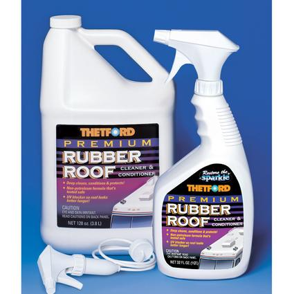 Premium Rubber Roof Cleaner