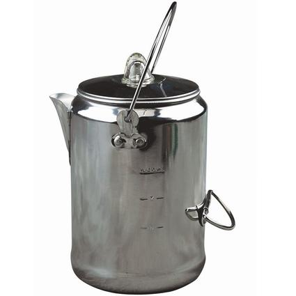 Coleman Aluminum 9 Cup Coffee Pot