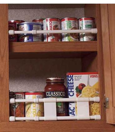 RV Cupboard Bars