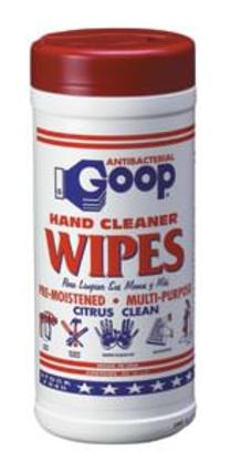 Goop Anitbacterial Wipes