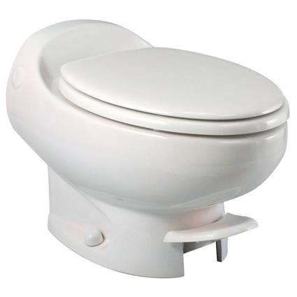 Low Profile Aria Classic Toilet - Bone