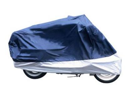 Superior Travel Motorcycle Cover-Long Bike