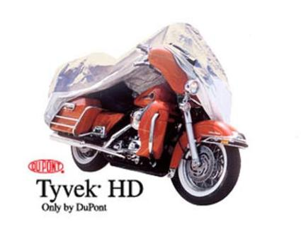 Tyvek HD by DuPont-Long Bike