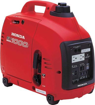 Honda EU1000i Generator - CARB Compliant