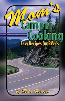 Mom's Camper Cooking Cookbook