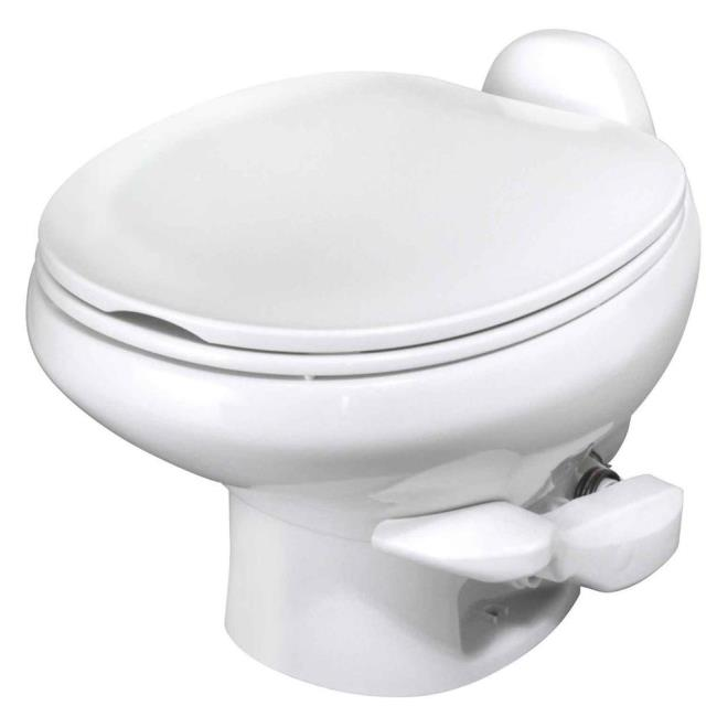 Aqua Magic Style II Low Profile - Bone - Thetford 42063 - RV Toilets ...