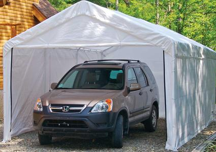 10' x 20' Canopy Enclosure Kit