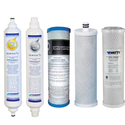 Flowmatic Replacement Filters