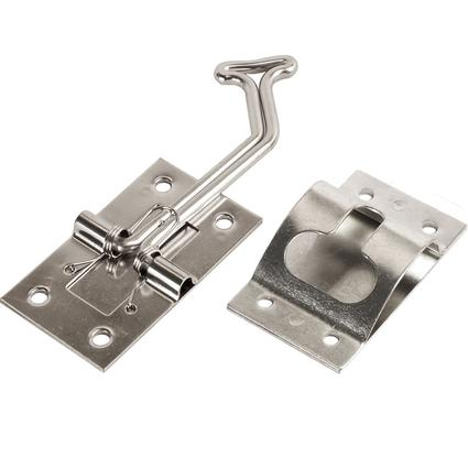 Stainless Steel Entry Door Holder - 45 Degree