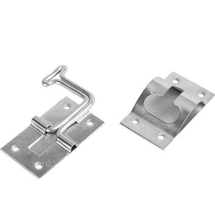 Stainless Steel Entry Door Holder - 90 Degree