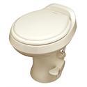 Dometic High Profile 300 Gravity Flush Toilet - Bone