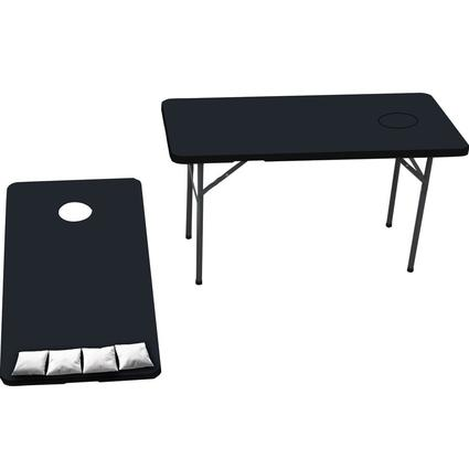 Play-ble Table Set - Black