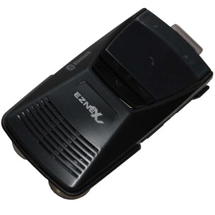 Solar Powered Bluetooth Speakerphone Digital FM Transmitter