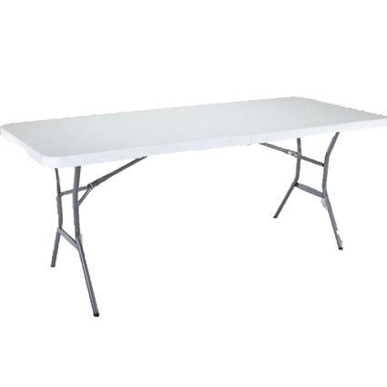 Fold-in-Half Table - 6 foot